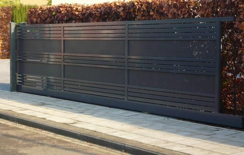 Moderne poorten